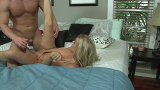 Streaming porn video still #8 from Mother's Seductions #3