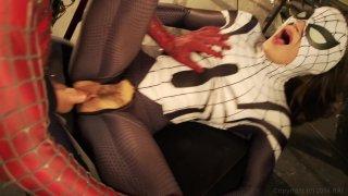 Streaming porn video still #8 from Spider-Man XXX 2: An Axel Braun Parody