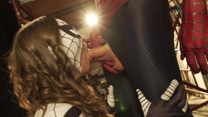 Streaming porn video still #1 from Spider-Man XXX 2: An Axel Braun Parody