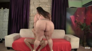 Streaming porn scene video image #1 from BBW Has So Many Folds To Fuck