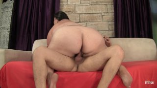 Streaming porn scene video image #5 from BBW Has So Many Folds To Fuck