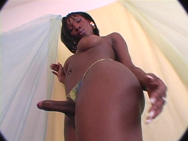 Streaming porn video still #1 from She-Male Strokers 7