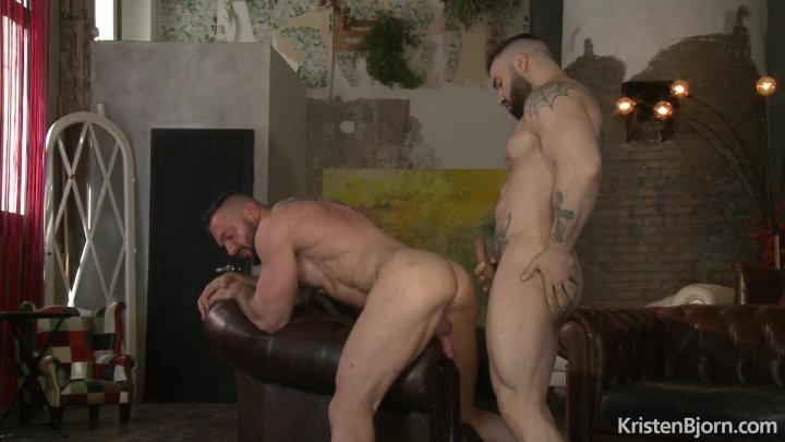 Streaming porn video still #1 from Bareback Shooters