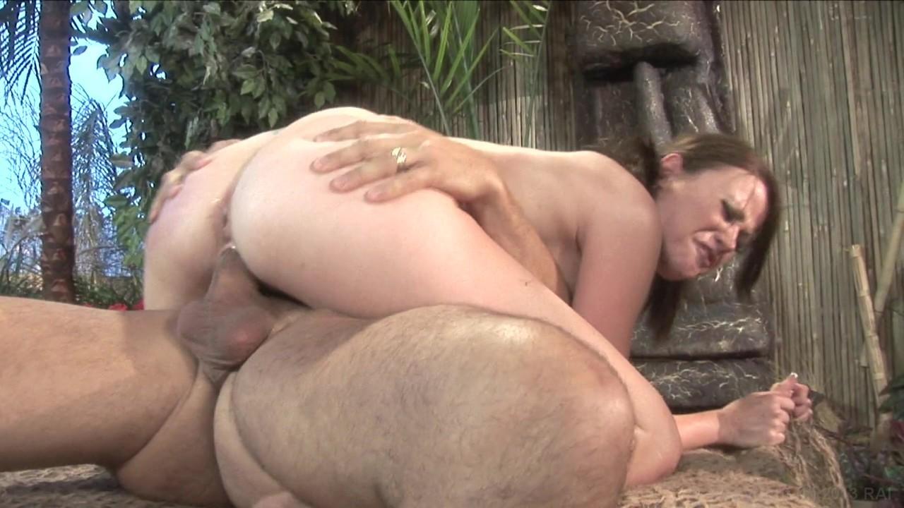 Brunette gilligans island porn video