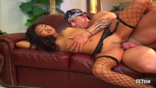 Streaming porn scene video image #4 from Tight Asian Gets Her Brown Eye Stretched