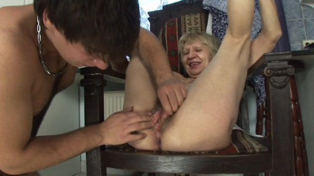 Streaming porn video still #1 from Furry & Frisky Grannies 3