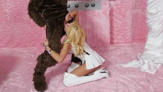Streaming porn video still #4 from Barbarella XXX: An Axel Braun Parody