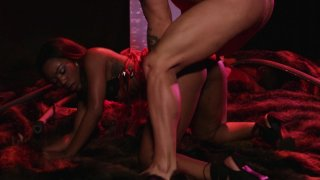 Streaming porn video still #8 from Barbarella XXX: An Axel Braun Parody