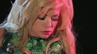 Streaming porn video still #6 from Barbarella XXX: An Axel Braun Parody