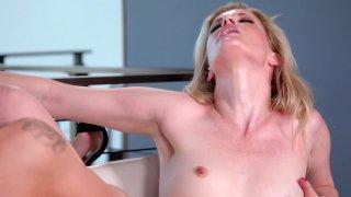 Streaming porn video still #9 from Lady Boss Vol. 3