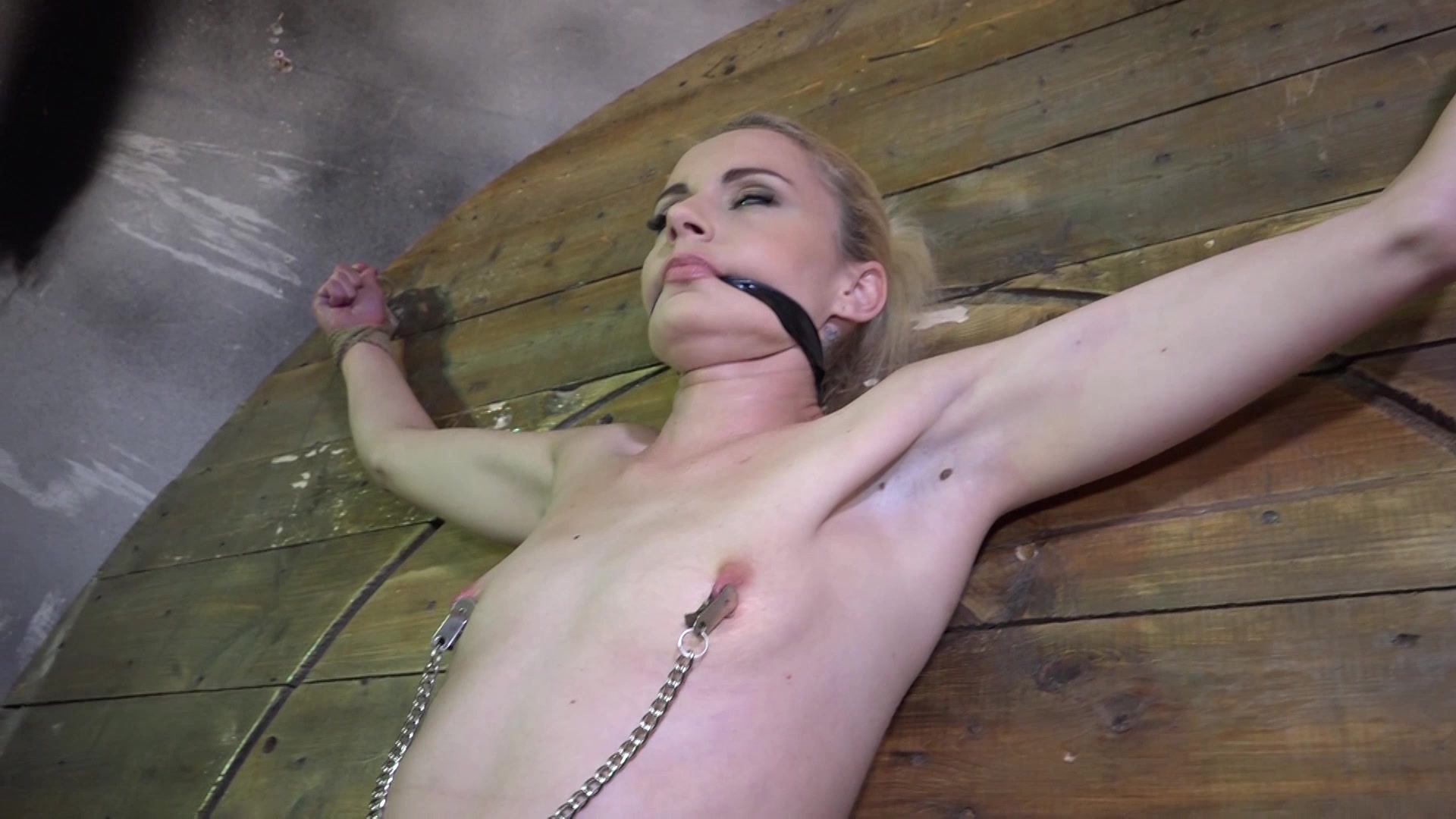 Aminated sexy damsel in distress nude club wives