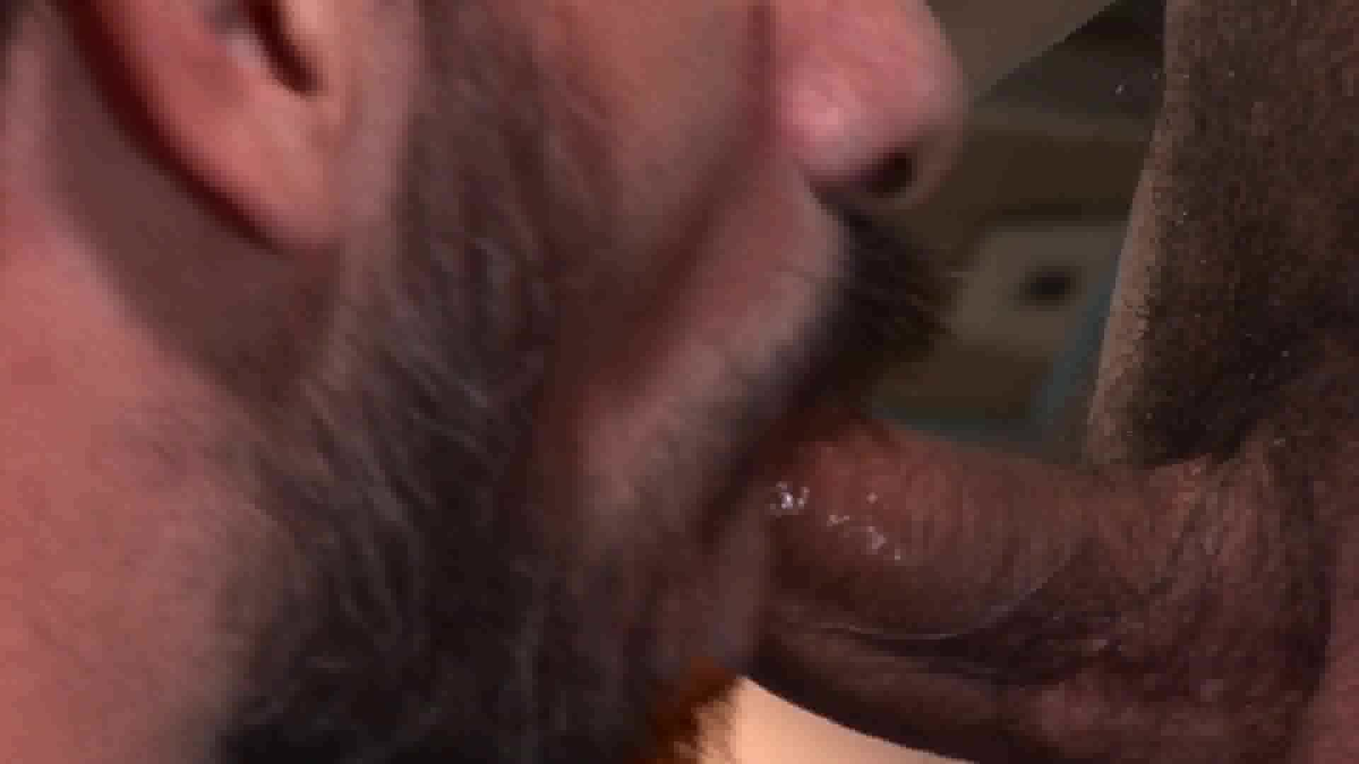 Deepthroating daddys big dick