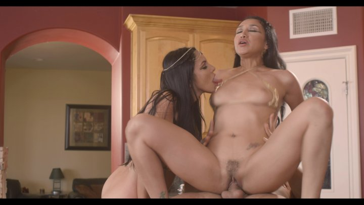 Streaming porn video still #2 from Missy Martinez: Fucked Ra (DVD + Digital 4K)
