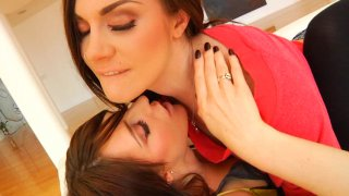 Streaming porn video still #2 from Lesbian Encounters