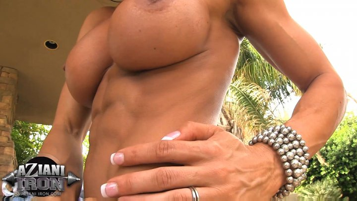 Streaming porn video still #1 from Aziani's Iron Girls