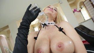 Streaming porn video still #3 from Big Tit Superstars #2