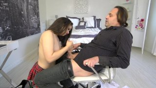 Streaming porn video still #4 from Stepdad Seduction #3