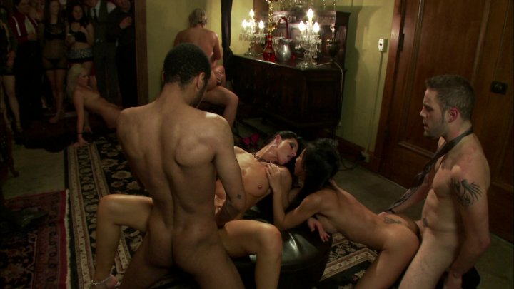 Streaming porn video still #4 from Swingers' Orgies