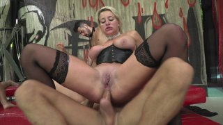 Streaming porn video still #6 from Rocco Siffredi Hard Academy Part 3