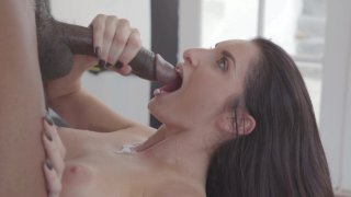 Sexy Silvia Sage Gets with a Black Cock