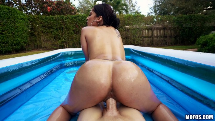 Streaming porn video still #2 from Spicy Latin Girlfriends 3