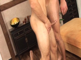 Streaming porn video still #8 from Bare Boning Fuck Boys