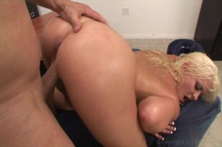 Streaming porn video still #9 from Massaged, Oiled And Fucked