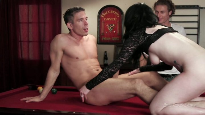 Streaming porn video still #1 from Hotwife Is A Shared Wife Vol. 4, A