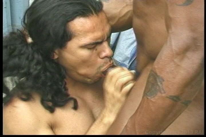 Mouthful of flesh scene 1