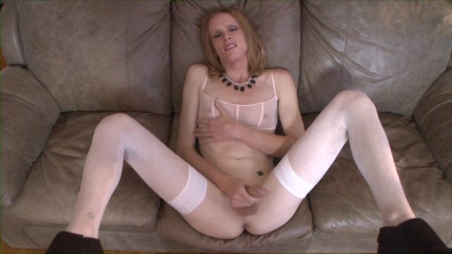 Streaming porn video still #1 from She-Male Strokers 52