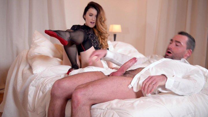 Streaming porn video still #1 from Leg Sex Nympho