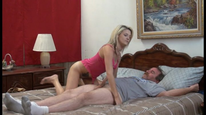 Daddy loves my pussy