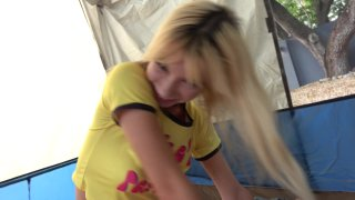 Streaming porn video still #4 from Step Brother . . . Cum Inside Me #2