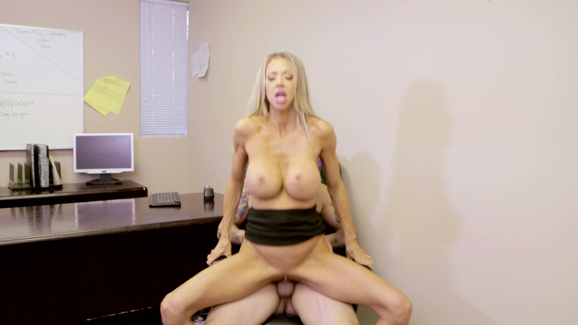 Big Tit Office Chicks 4 2017  Adult Dvd Empire-8946