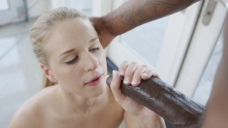 Streaming porn video still #5 from My First Interracial