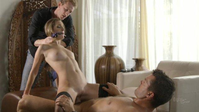 Streaming porn video still #1 from Bound To Cum Vol. 2