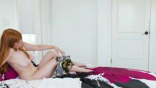 Streaming porn video still #1 from Dust Bunnies