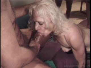 Streaming porn video still #8 from Granny's Gang Bang