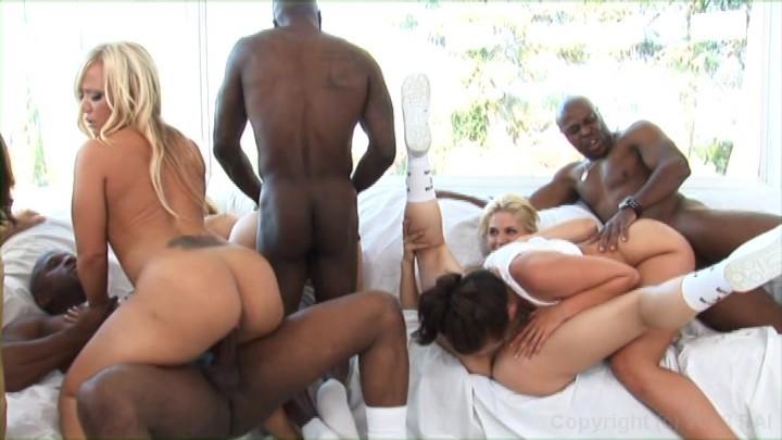 orgy Vod interracial
