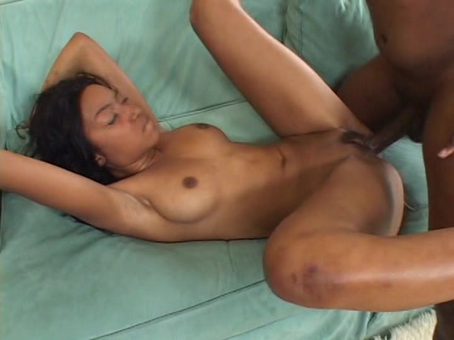 Teen plays with soft cock
