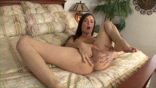Streaming porn video still #7 from Solo Satisfaction 4