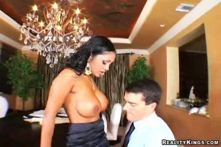 Streaming porn video still #2 from Big Tits Boss Vol. 5
