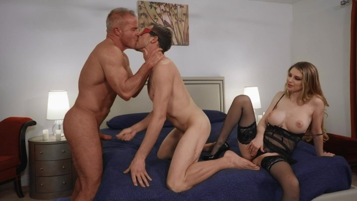 Streaming porn video still #1 from First Time Bi-ers