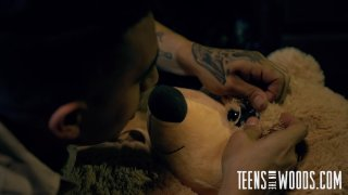 Streaming porn video still #1 from Teens in the Woods: Alissa Avni