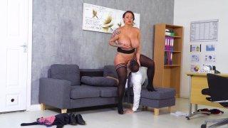 Streaming porn video still #5 from Busty Sex Maniac