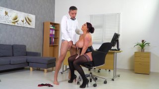 Streaming porn video still #6 from Busty Sex Maniac