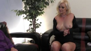 Streaming porn video still #1 from Mean Amazon Bitches 6