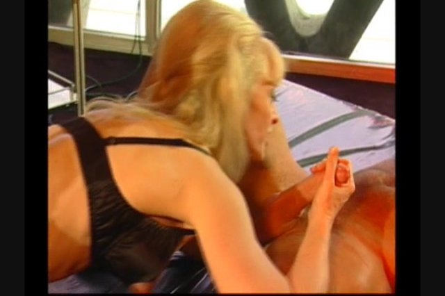 Streaming porn video still #1 from Nina Hartley's Guide to Double Penetration