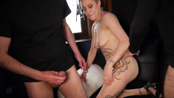Streaming porn video still #1 from Best of Trios