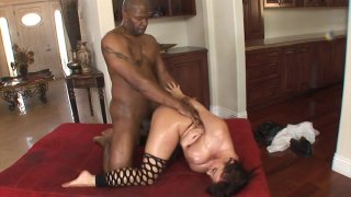 Screenshot #24 from Busty Mom Gets BBC 2
